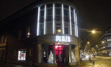 CLUB PLAZA-Zürich | boyahkasha!