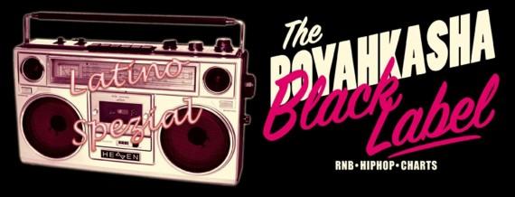 Black Label  latino Special