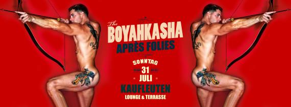 Boyahkasha, Après Folies 2016